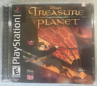 Disney's Treasure Planet (Sony PlayStation 1, 2002) brand new/factory sealed-PS1