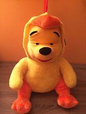 Peluche Winnie the Pooh Gallo Walt Disney Nuovo Originale Gigante 50 cm