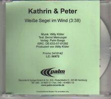 (BM264) Kathrin & Peter, Weisse Segel im Wind - DJ CD
