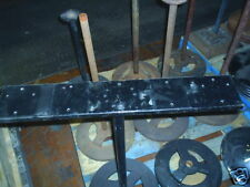 Used Triple bar for your gumball stand