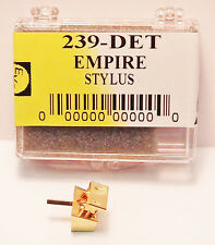 EMPIRE 20001 2000T 915E S-2000Z EXL-30 TURNTABLE STYLUS replacement 239-DET