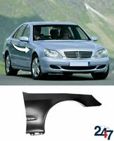 FRONT WING FENDER RIGHT O/S COMPATIBLE WITH MERCEDES BENZ S CLASS W220 1998-2005