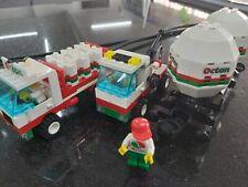 Lego  Octan Waggon LKW Fässer Abschleppwagen Männchen   ( Siehe Fotos )