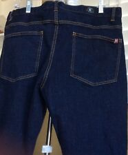 DC Mens Jeans Dark Denim W36 x L31 , Slight Stretch EUC