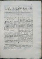 1780 RIVISTA CON CURA DELLA TENIA A MURTEN (SVIZZERA) E ENOLOGIA E VINI PER NAVE