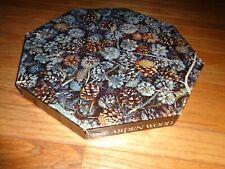 Springbok Vintage 500+ Piece Octagon Puzzle Pine Arden Wood 1973