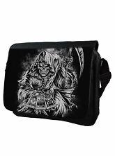 Tarot Card Reaper Genuine Darkside Messenger Bag Laptop Bag Schoolbag