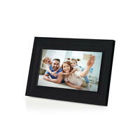"Nedis Internet Wifi Smart Digital Photo Frame 1280 x 800 Pixels 10 "" Black"