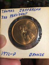 1960s Famous Americans Coin Thomas Jefferson