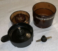 Toshiba My Cafe Mill Drip Coffee HCD-550  Grinder Jar Canister Replacement Part