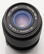 Tokina SZ-X 80-200mm 20-200 mm 4.5-5.6 - Olympus OM