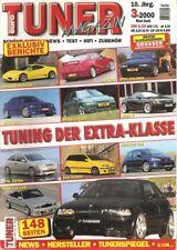 Euro TUNER 3-2000 / Ferrari Modena * Alfa Romeo GTV * Opel Calibra * Fiat Punto