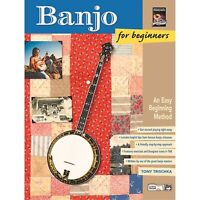 Banjo for Beginners - By Tony Trischka
