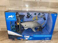 ANIMAL PLANET EXTREME SHARK ADVENTURE PLAYSET