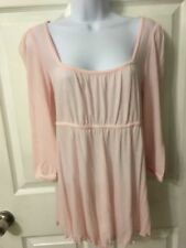 Women's Juicy Couture Pink Blouse Size M