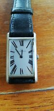 Universal Geneve in acciaio vintage anni 70 carica manuale