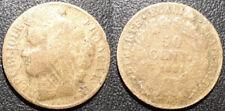 IIIème République - copie d'époque 50 cent. Cérès 1881 A, Paris en Laiton !