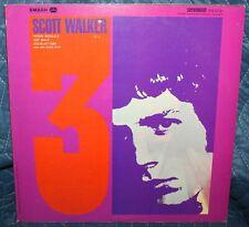SCOTT WALKER 3 US LP CLEAN!