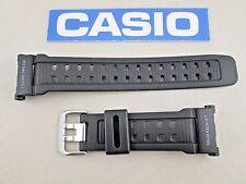 Genuine Casio G-Shock Mudman GW-9000 GW-9000A GW-9000Y black resin watch band