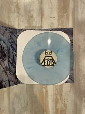 New listing Fall Out Boy - American Beauty / American Psycho Ice Blue Vinyl