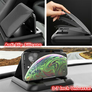 Anti-Slip Car Mount Phone Holder Stand Dashboard For Android Samsung iPhone