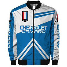 Chevrolet Camaro- Bomber Jacket,Warm Jacket,Winter Outer Wear Gift-XS To 6XL