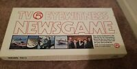 TV 5 Eyewitness News Game 1981 WEWS Cleveland Complete unused Vintage RARE! HTF