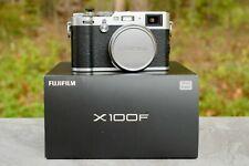Mint Fuji X100F; Many extras!
