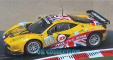1:43 FERRARI 458 ITALIA GT2 (24H Le Mans 2011) - Fabbri (51)