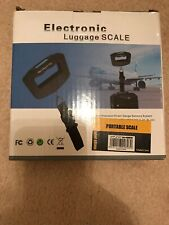 Brand New Portable Electronic Luggage Scale 50kg/10g LCD Digital, High Precision