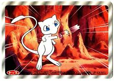 POKEMON TV TOKYO JR KIKAKU 1997 RV 3D N° 151 MEW