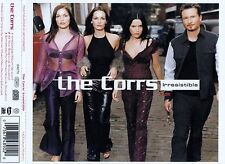 THE CORRS : IRRESISTIBLE / 3 TRACK-CD - TOP-ZUSTAND