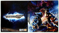 Jaquette / Cover Alternative - Tekken 7 - Xbox One