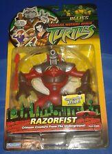 2004 ** RAZORFIST MOC 2005 ISSUE ** RAZOR FIST TEENAGE MUTANT NINJA TURTLES TMNT