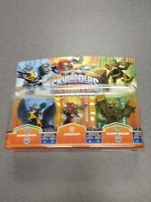 Skylanders Giants Three Pack SONIC BOOM, SPROCKET & STUMP SMASH   New