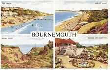 Bournemouth Unposted J Salmon Collectable Dorset Postcards