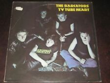 The Radiators From Space rare '77 UK 1st press LP TV Tube Heart on Chiswick NM