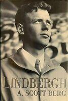 Lindbergh, A. Scott Berg, Putnam, 1st Ed, 1998, NEW