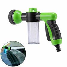 Protable Snow Water Foam Spray Gun Hose For Car Motorbike Wash Garden Wash  NEW
