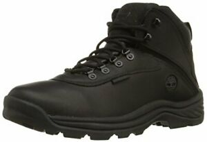 Timberland Men's White Ledge Mid Waterproof Ankle BootBlack11.5 M US