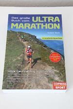 Das große Buch vom Ultra-Marathon - Hubert Beck (Autor) - WIE NEU!!!