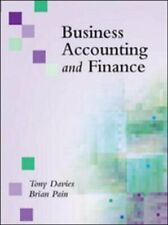 Business Accounting and Finance-Brian Pain, Tony Davies