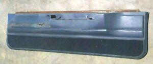 1984 Cutlass  INTERIOR DOOR PANEL 2 DOOR  Lower Passenger Side