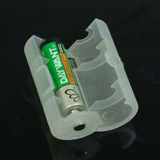 1pcs AA to D Size Battery Adaptor Holder Case Converter