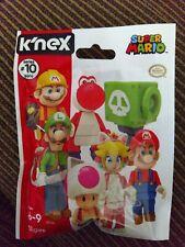 "K'Nex Super Mario Bag ""Series 10"" Figure Sealed Pack"