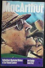 MacArthur by Sydney L. Maye Ballantine Books April 1971 Pbk 158 illusts VG