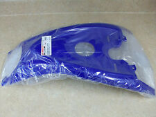 GENUINE OEM YAMAHA RAPTOR YFM 700 700R BLUE FUEL GAS TANK FENDER COVER 2013-2017