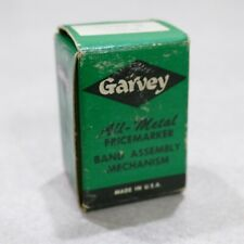 Vintage Garvey Price Marker Head K-185 5 Band Assembly ~ New in Box