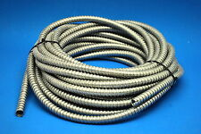"3/8"" X 50 Feet Greenfield Flexible Metal Conduit   Superflex"