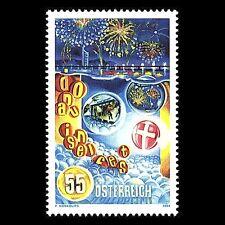 Austria 2004 - Vienna Danube Island Festival Art - Sc 1959 MNH
